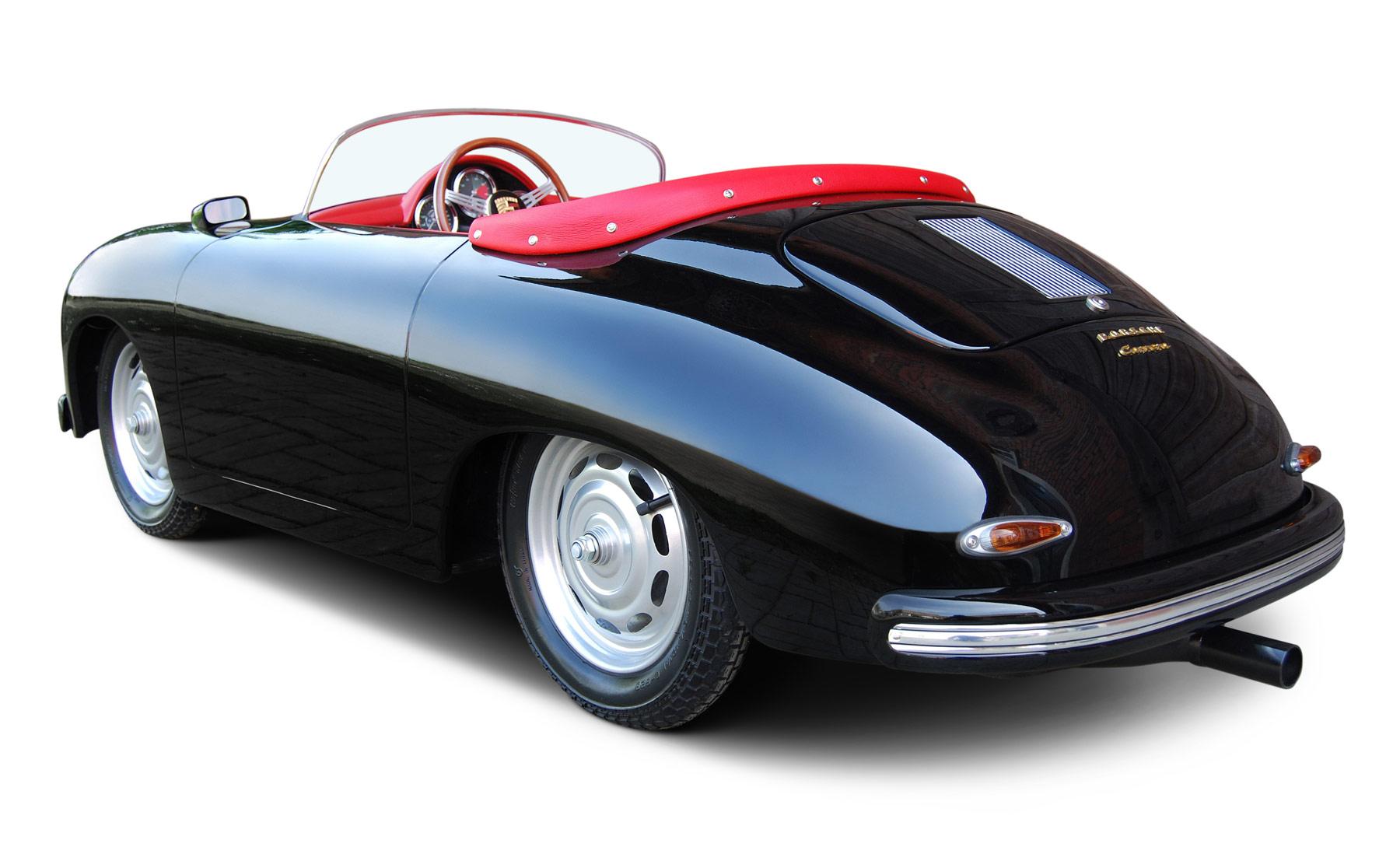 Pocket Classics Drives Forward With New Porsche 356 Speedster