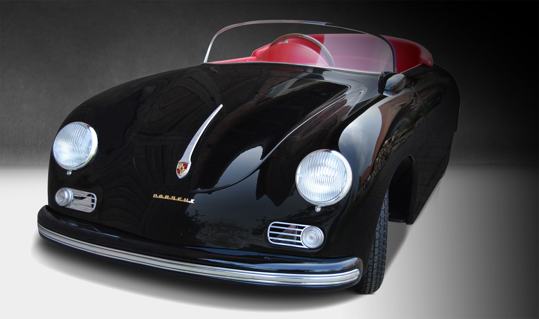 Pocket Classics Drives Forward With New Porsche 356 Speedster