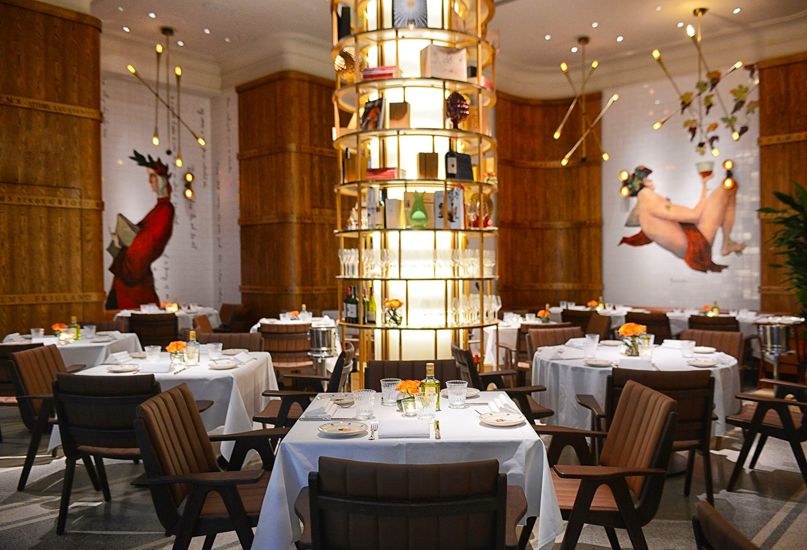 Ristorante Frescobaldi – A Taste Of Tuscany On London's Regent Street