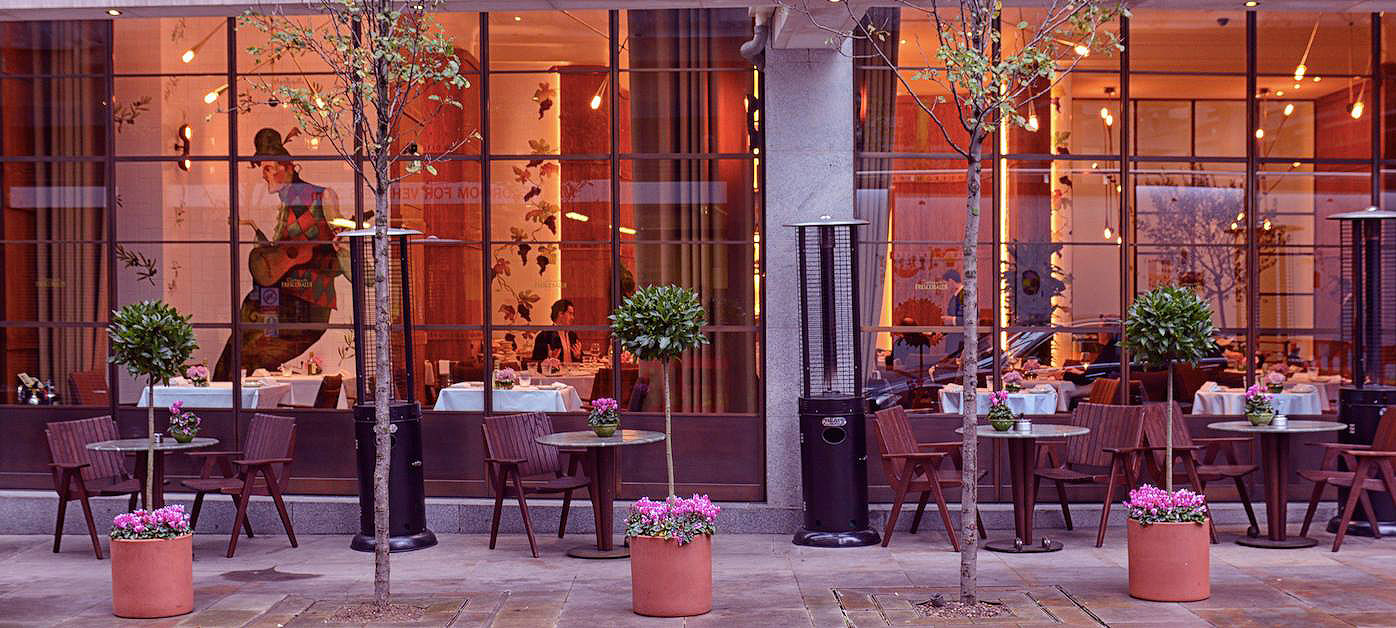 Ristorante Frescobaldi - A Taste Of Tuscany On London's Regent Street 6