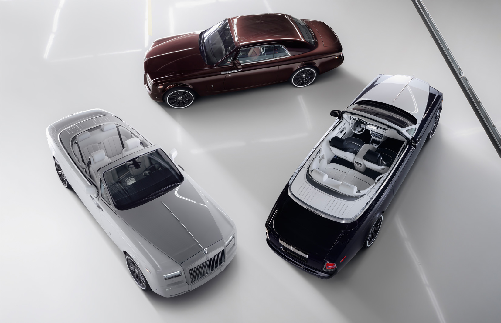 Rolls-Royce Looks To Reach The Pinnacle With The Phantom Zenith Collection