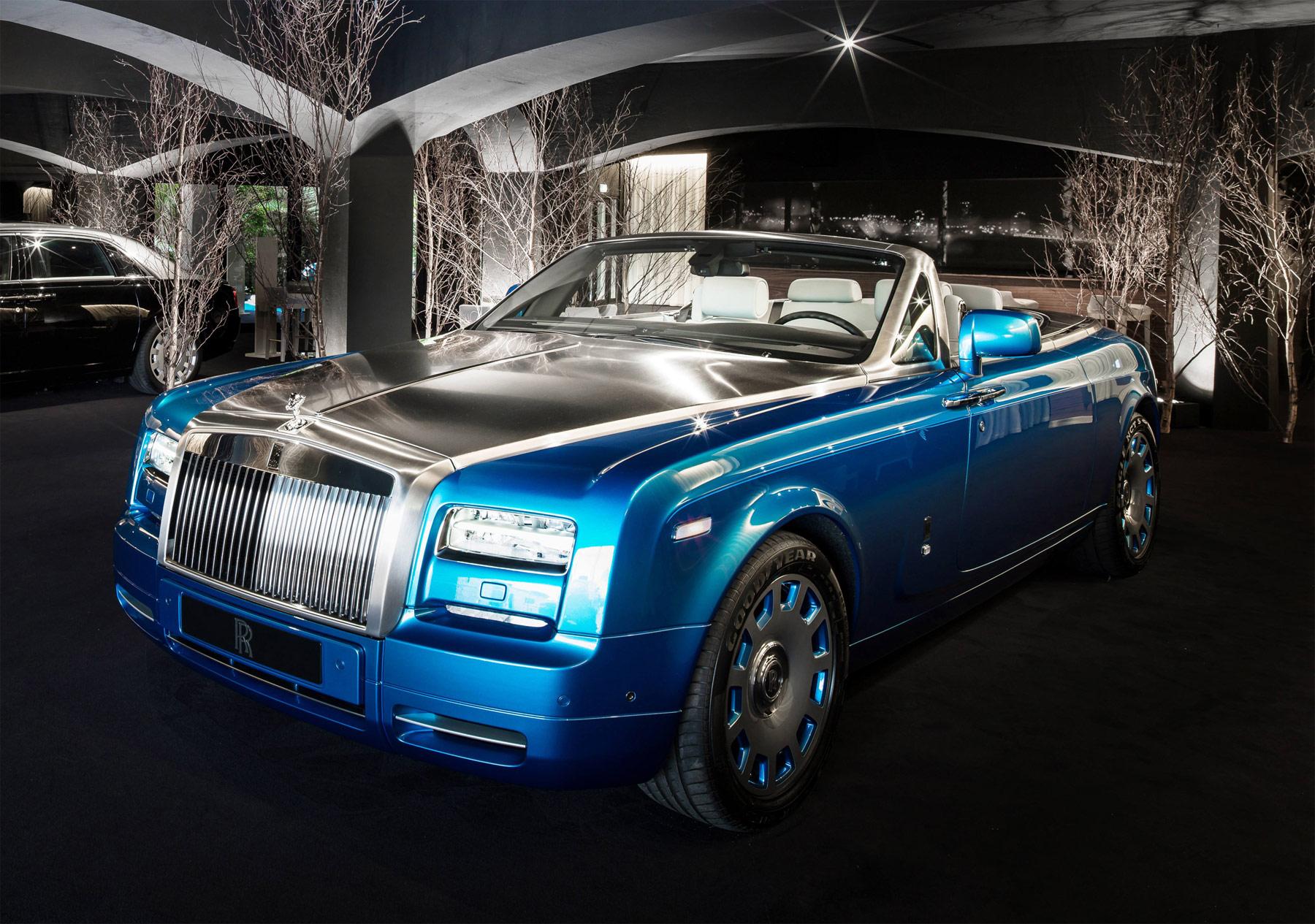 The Rolls-Royce Porto Cervo Summer Studio To Open In June 4