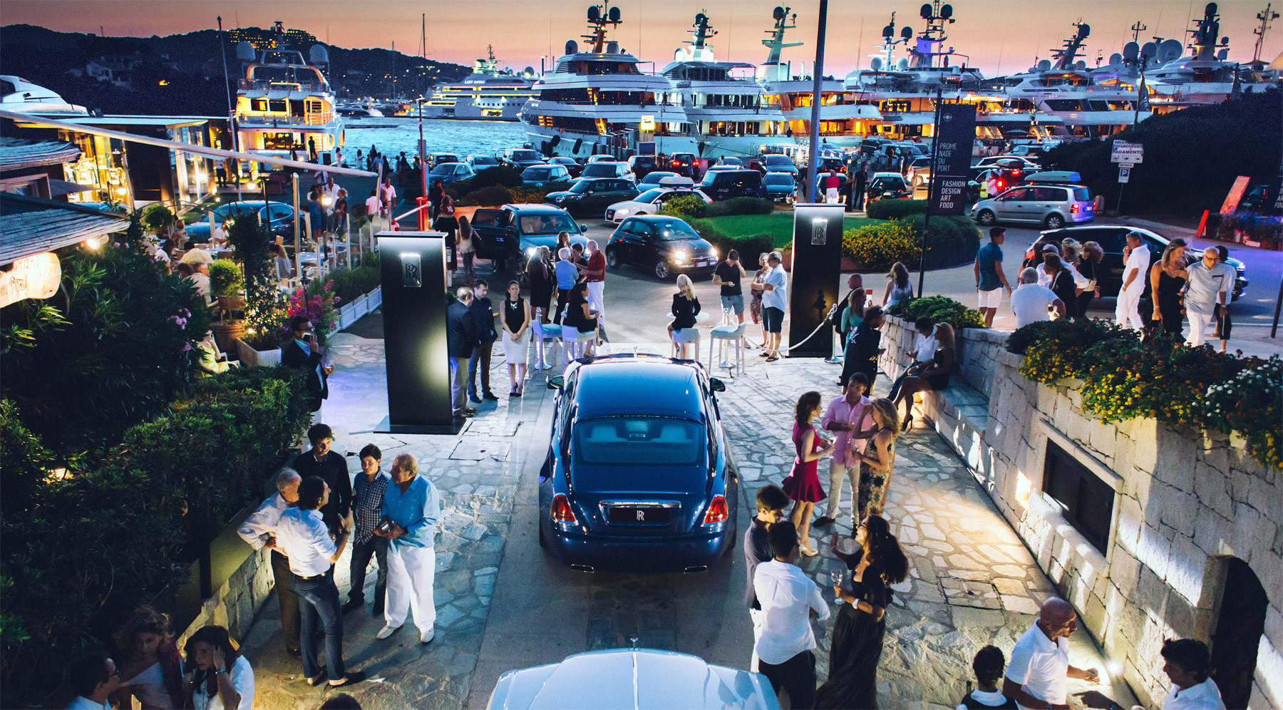 The Rolls-Royce Porto Cervo Summer Studio To Open In June