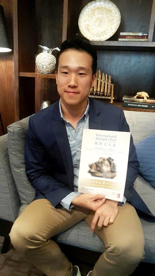 Ronald Chak, the Managing Director of Chak's Investment
