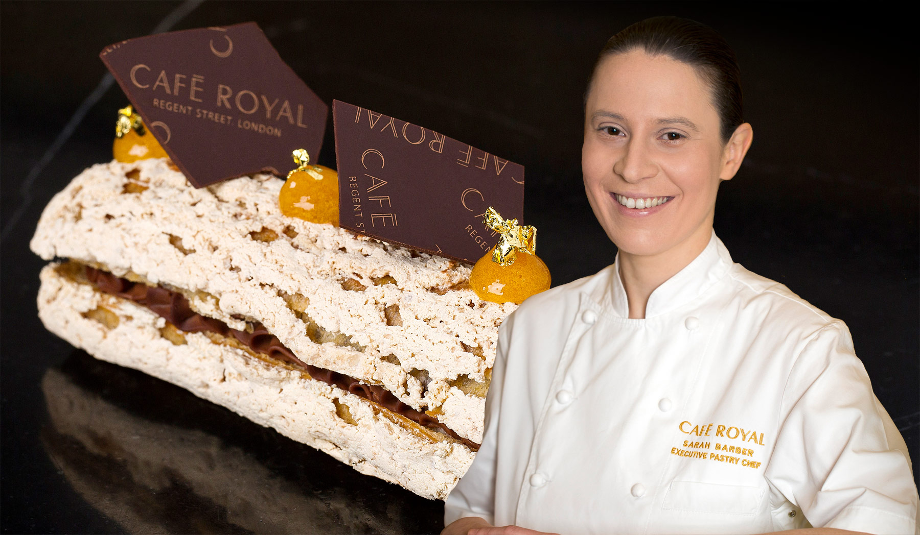 New Tasting Experience Launched at Hotel Café Royal's Dessert Restaurant