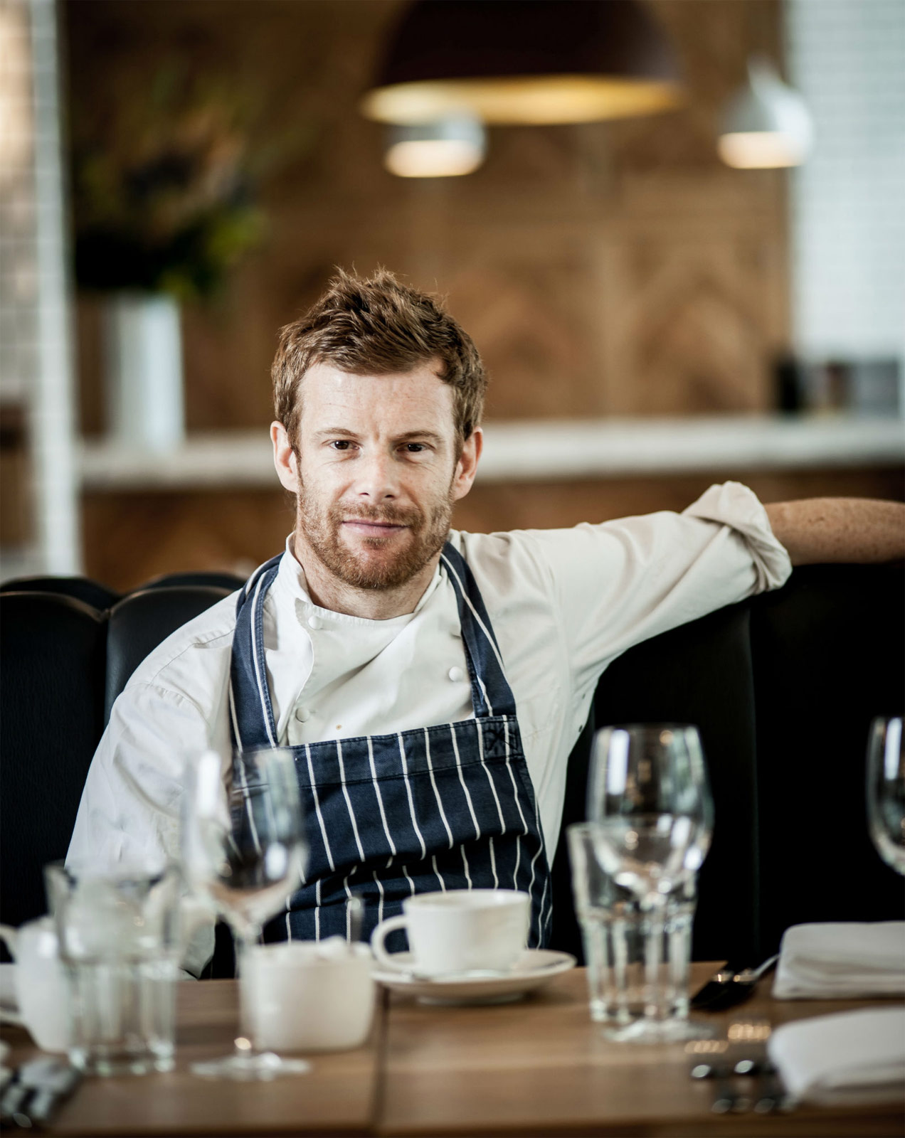 Tom Aikens, Creator of Toms Kitchen in Chelsea