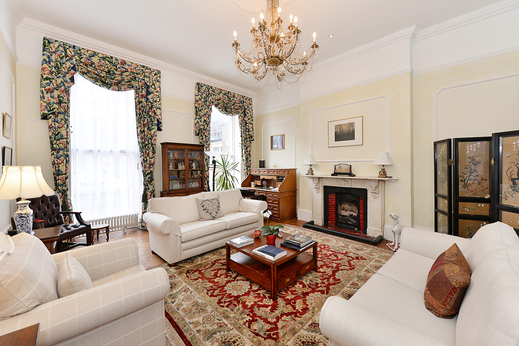 Marylebone Mansion That Inspired My Fair Lady Movie Comes To Market