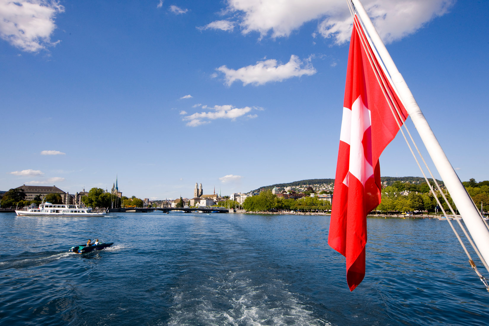 The Beauty Of Zurich From The Delightful Kameha Grand 9
