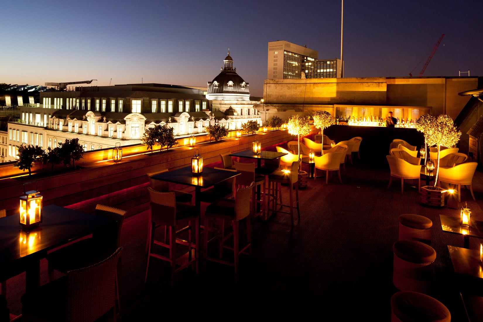 The aqua kyoto terrace