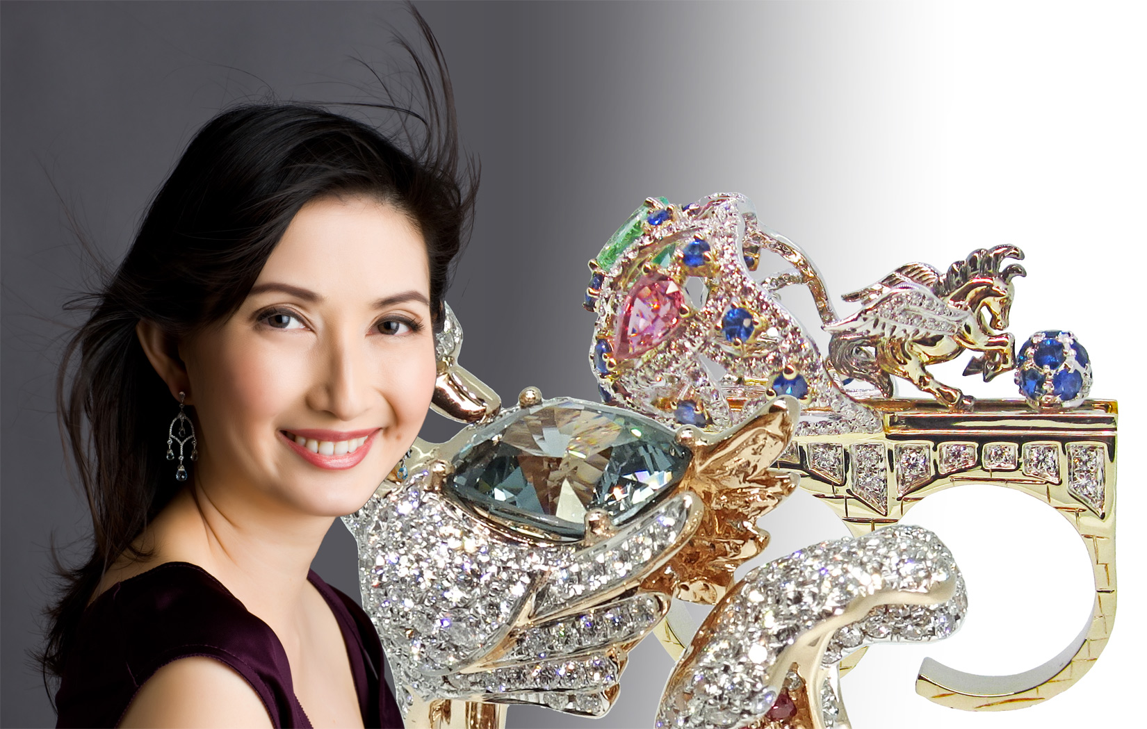 Interview With Designer Simone Ng, Founder of Simone Jewels