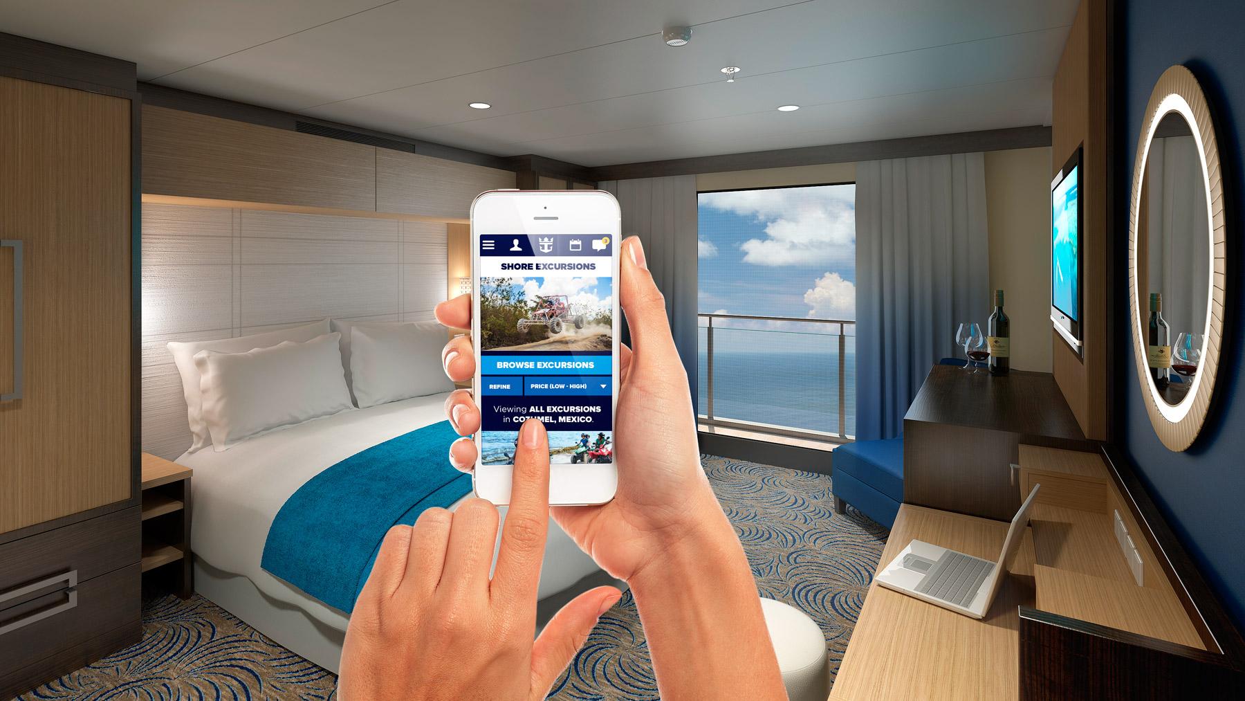 We Join Royal Caribbean For Harmony Of The Seas Pre-Inaugural Sailing 13