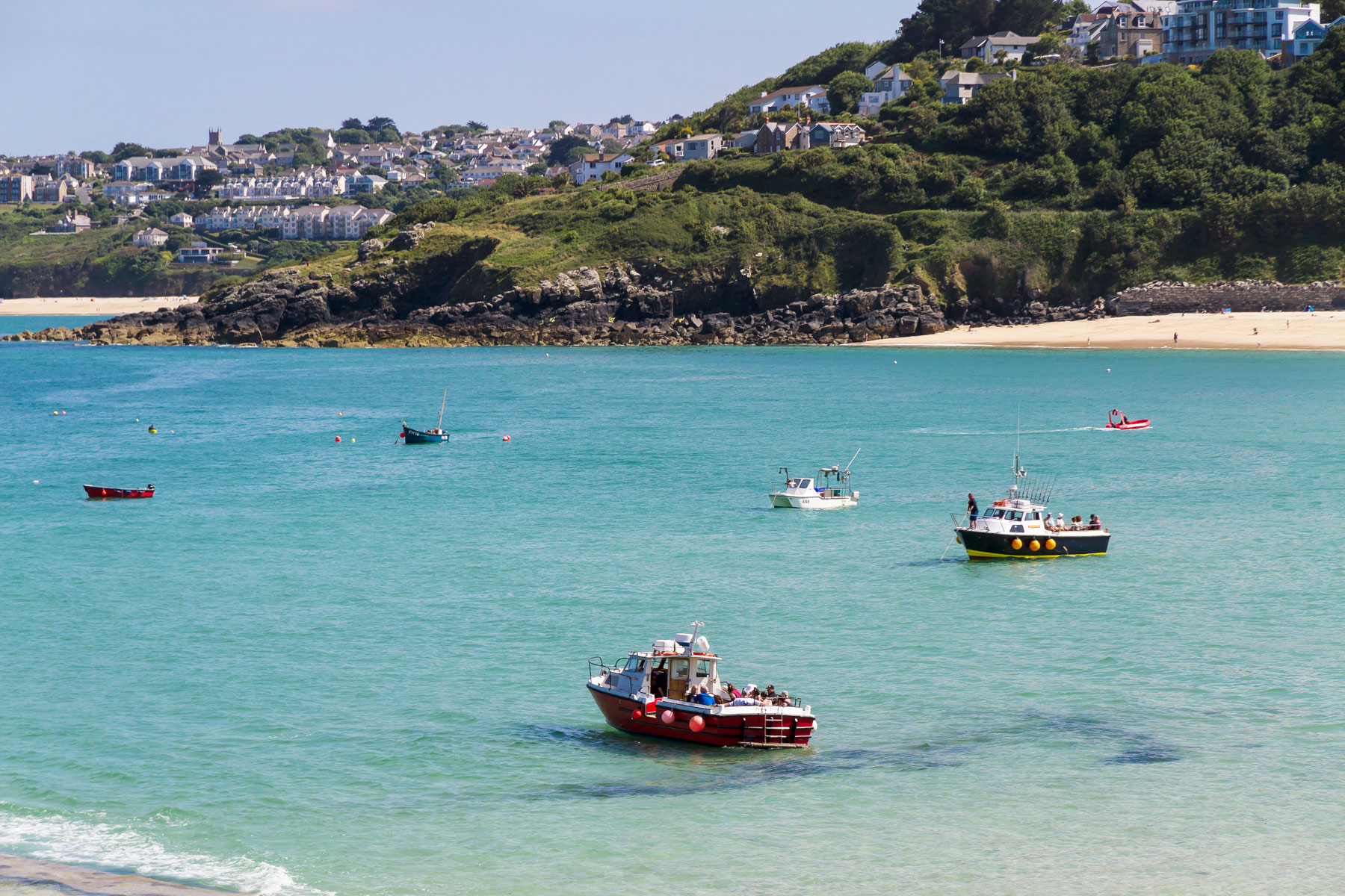 An Insider's Guide To Luxury St Ives. Photograph by Adam Gibbard