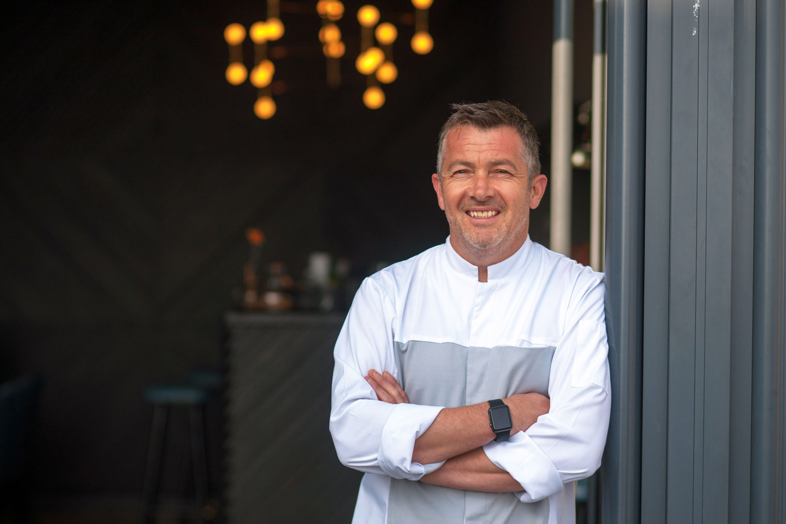 Alba Head Chef Grant Nethercott