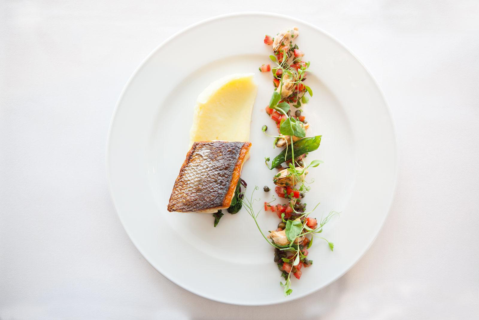 Alba Restaurant St Ives