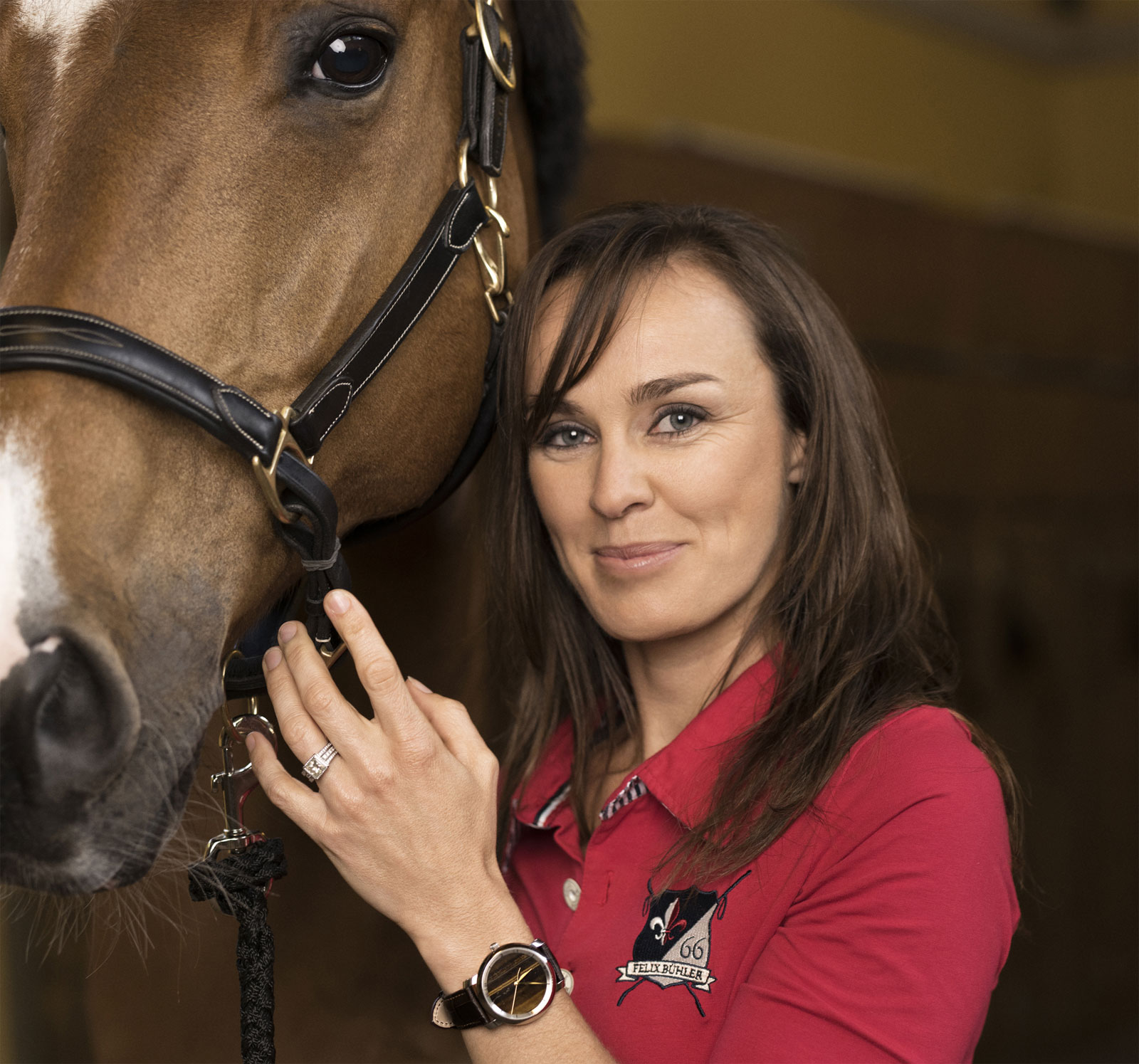 Tennis Great Martina Hingis Joins Forces With Alex Benlo