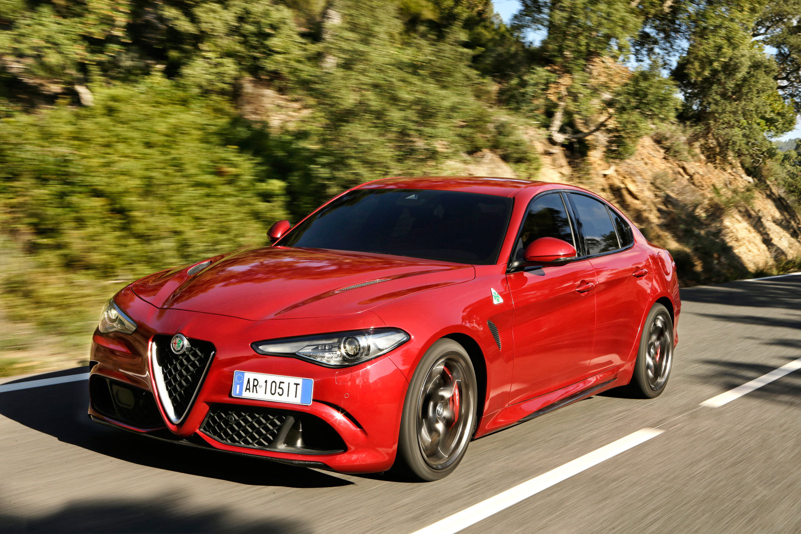 Alfa Romeo's Giulia Quadrifoglio Is Set To Thrill At Goodwood