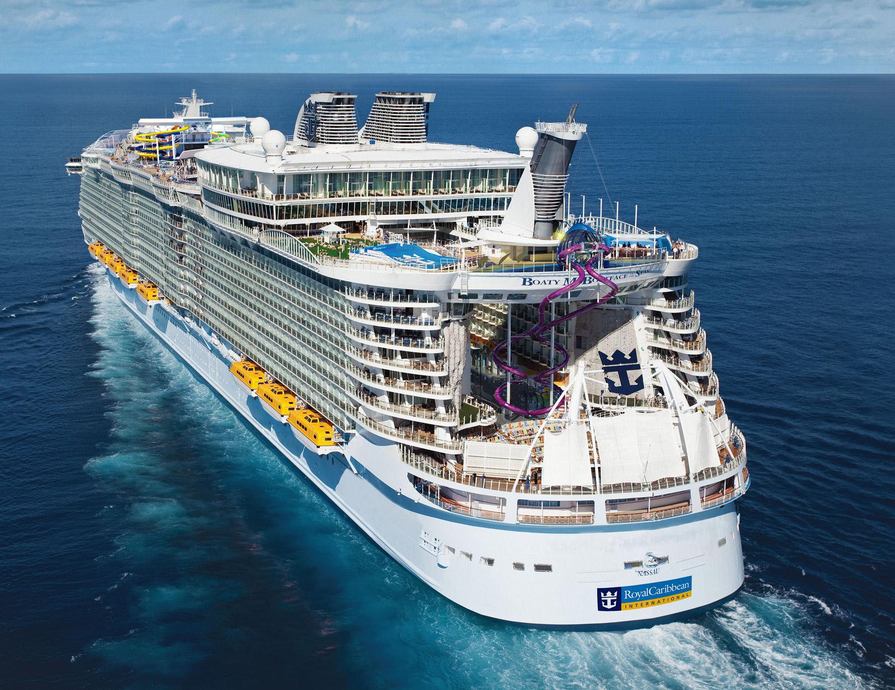 We Join Royal Caribbean For Harmony Of The Seas Pre-Inaugural Sailing 10
