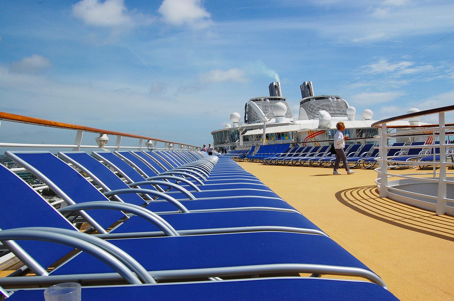We Join Royal Caribbean For Harmony Of The Seas Pre-Inaugural Sailing 12