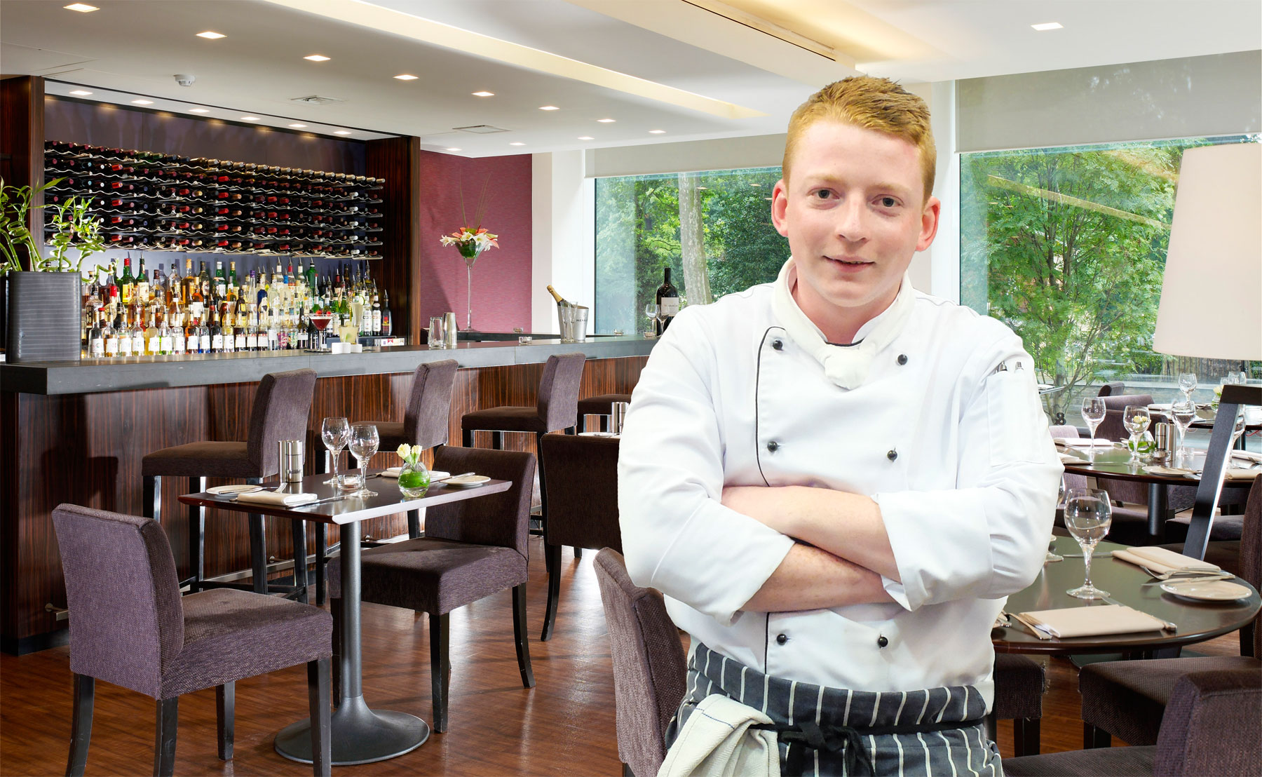 Culinary Notes From Lancaster London's Island Grill