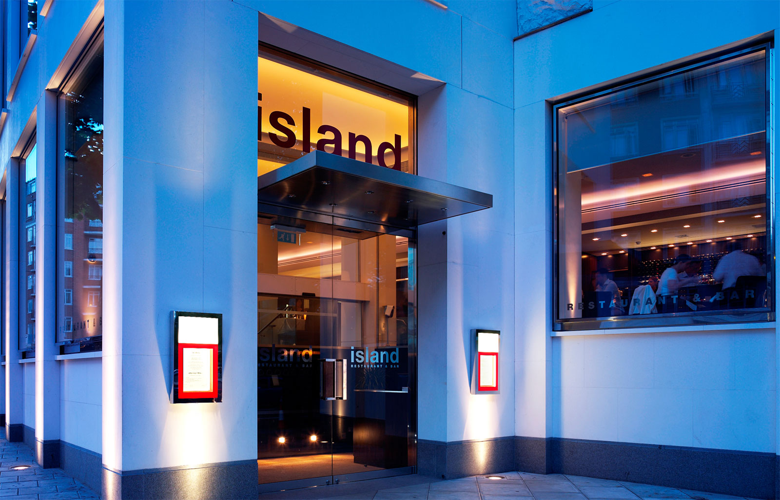 Culinary Notes From Lancaster London's Island Grill 9