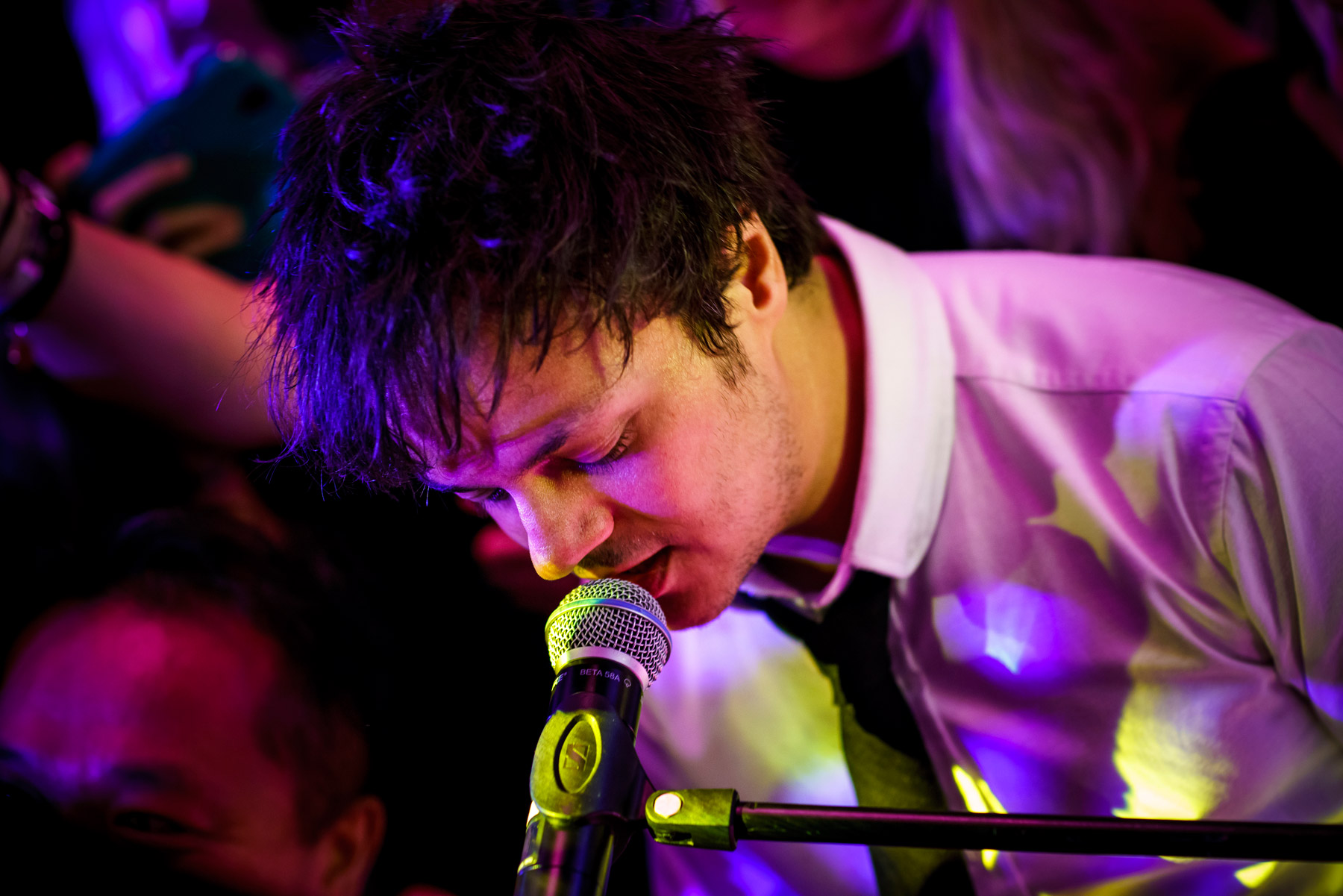 A Jazz-Filled Evening With Jamie Cullum At The St. Regis Singapore 6