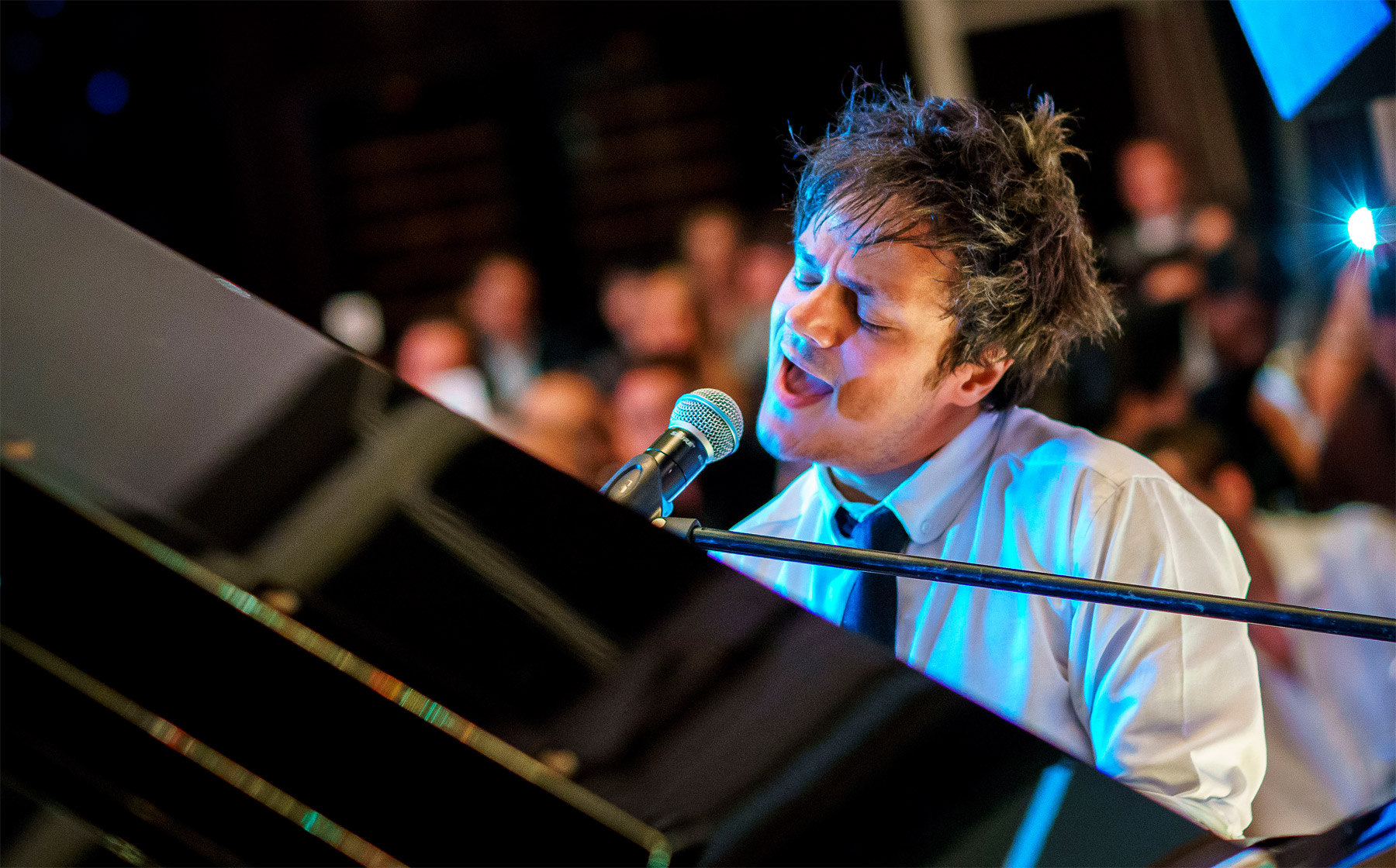 A Jazz-Filled Evening With Jamie Cullum At The St. Regis Singapore
