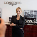 Switzerland Welcomes The Longines Ambassador Of Elegance Kate Winslett 7