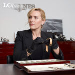 Switzerland Welcomes The Longines Ambassador Of Elegance Kate Winslett 16