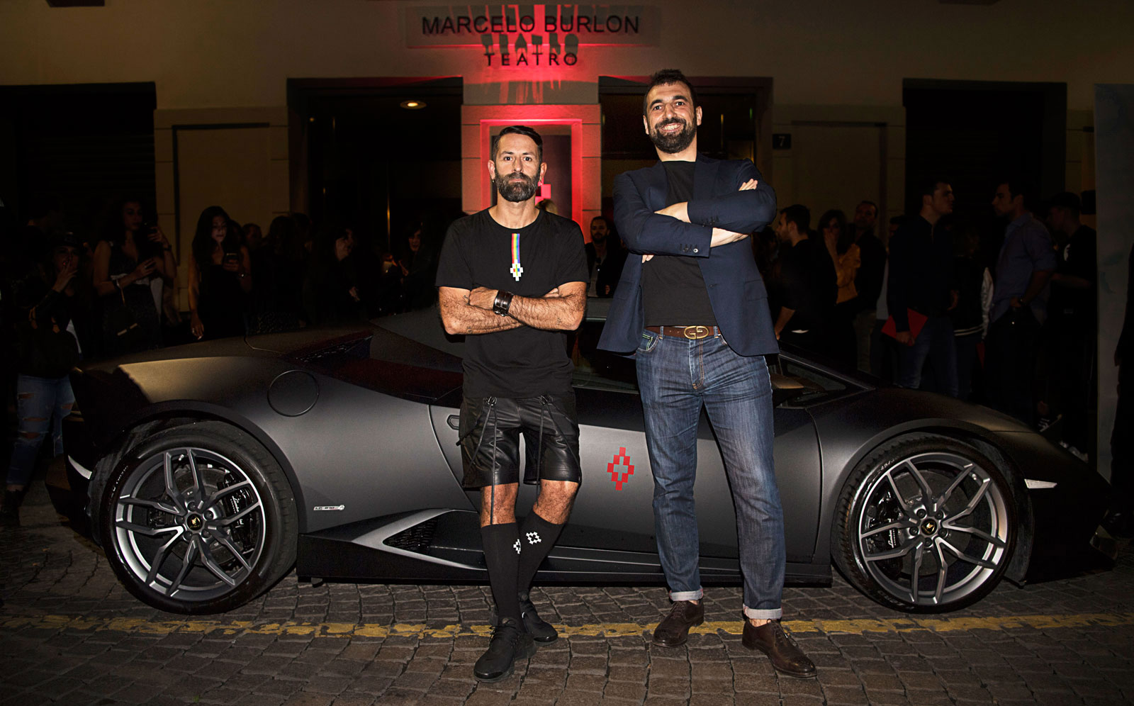 The Lamborghini Spring Summer 2017 Collection Launches In Milan