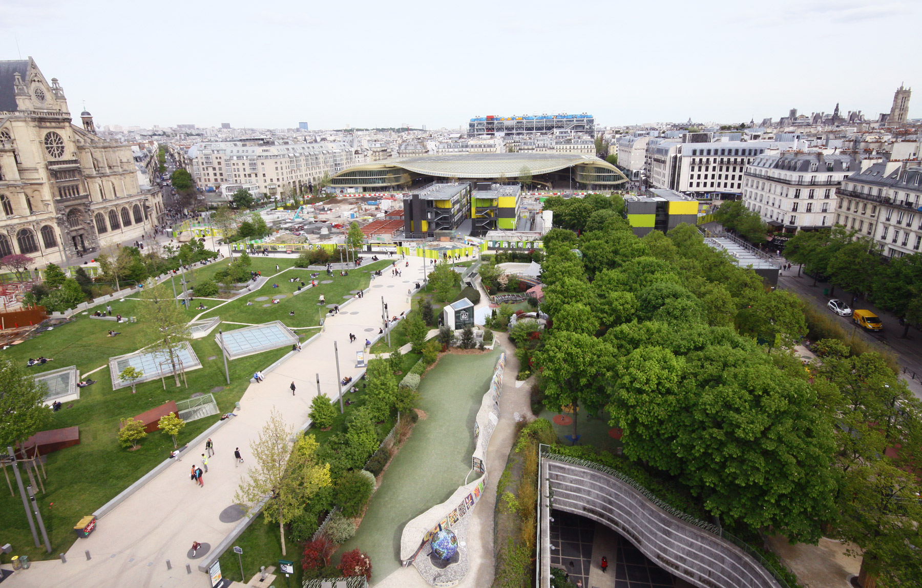 New sights to see in paris this summer luxurious magazine for Les photos de paris