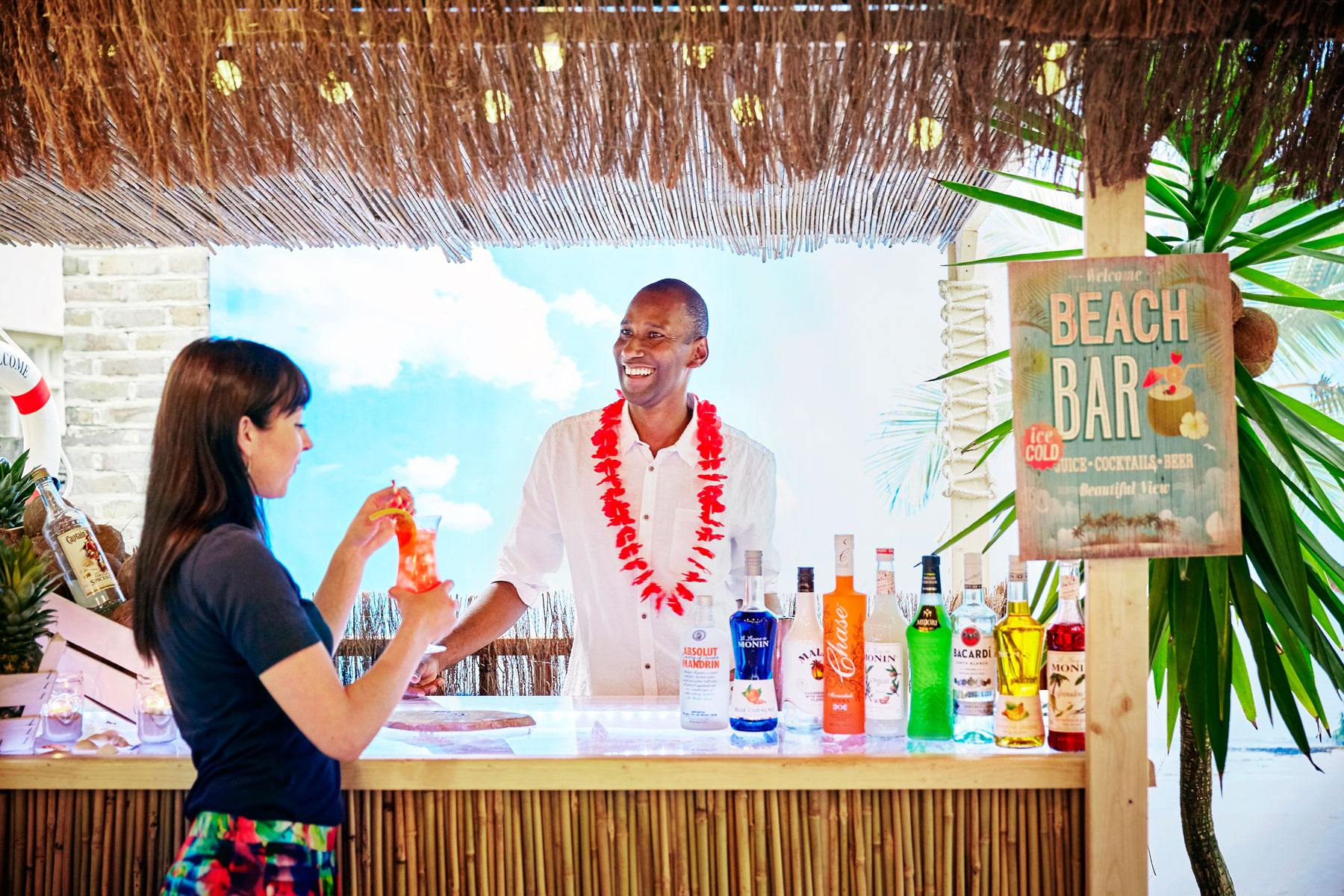 The Montague On The Gardens Brings The Bahamas To The City Of London