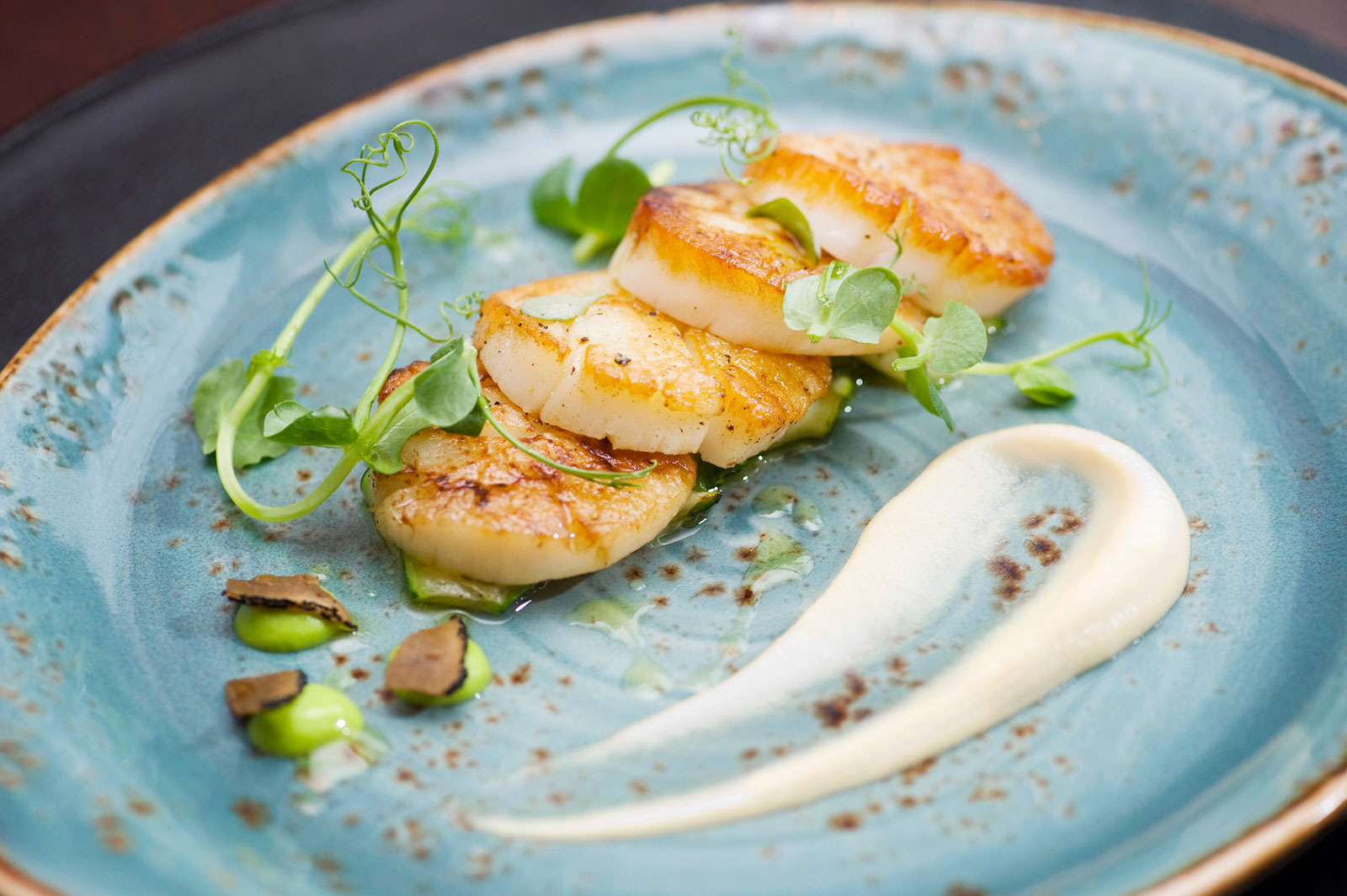 Culinary Notes From Lancaster London's Island Grill 10