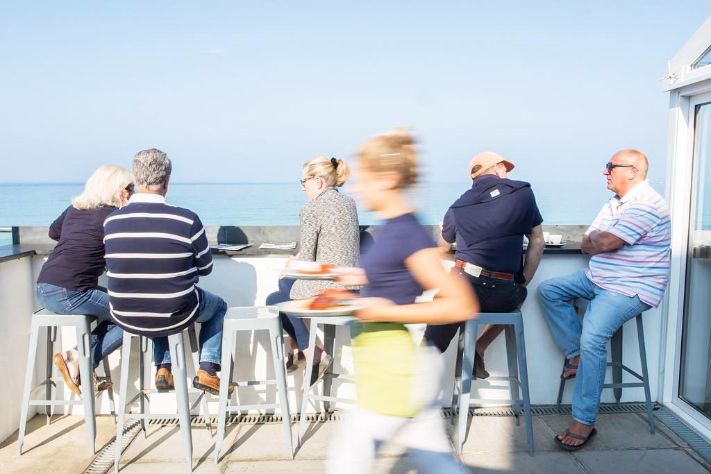 Porthmeor Beach Café