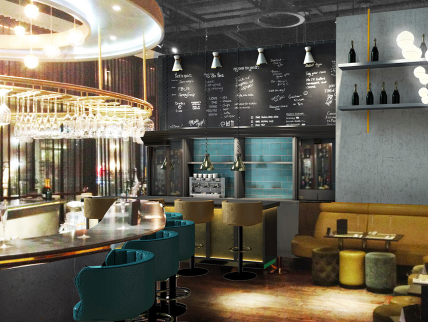A Flavour Makeover For Searcys One New Change 6