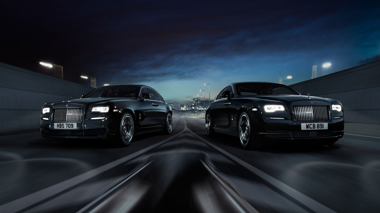 Rolls-Royce Take Their Brooding And Edgy Black Badges To Goodwood 5