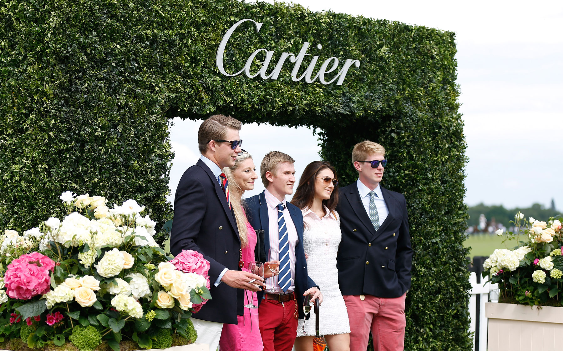 Cartier Celebrates 32 Years Of Polo Sponsorship At The Queen's Cup Final 2016