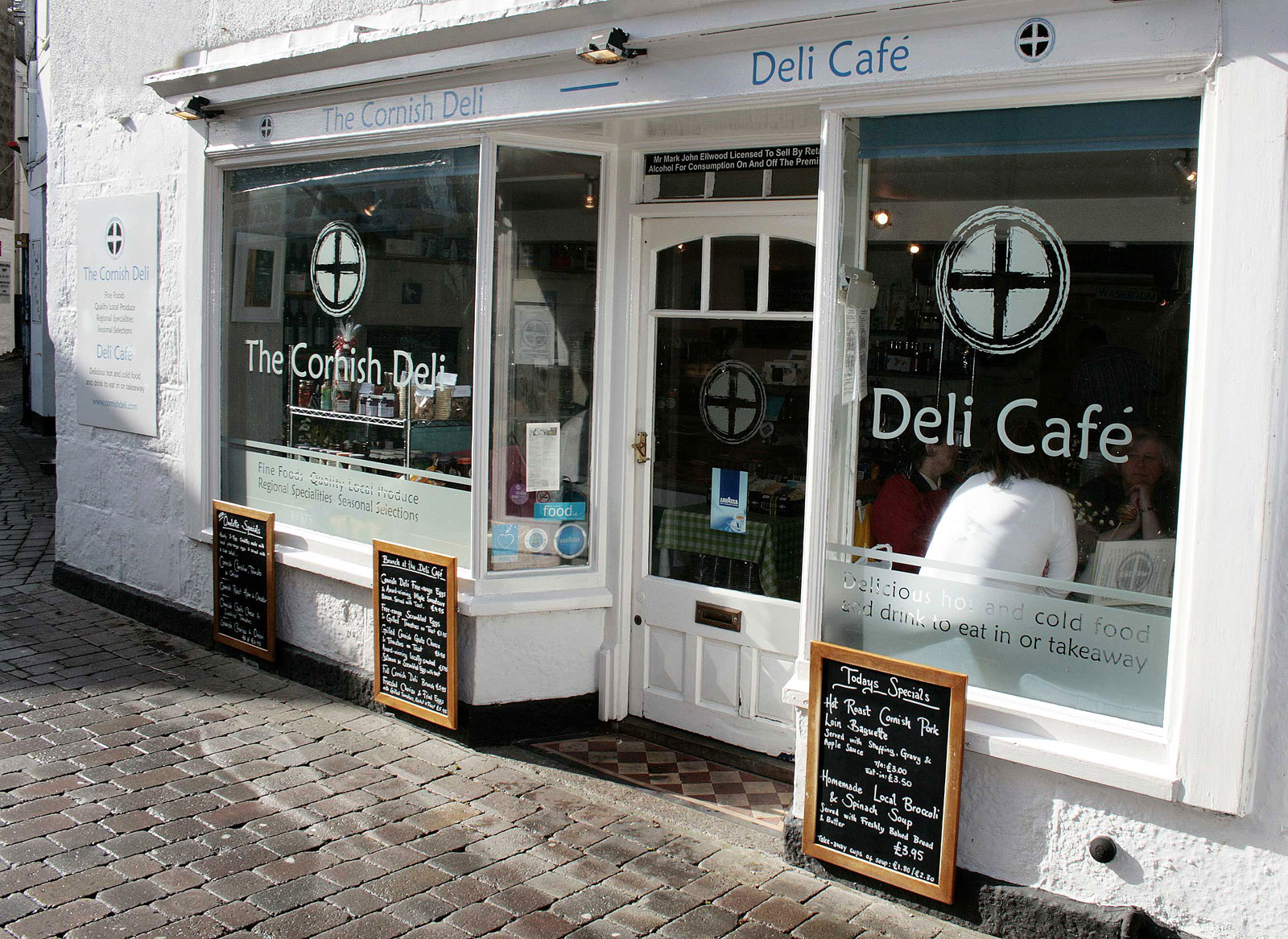 The Cornish Deli St Ives