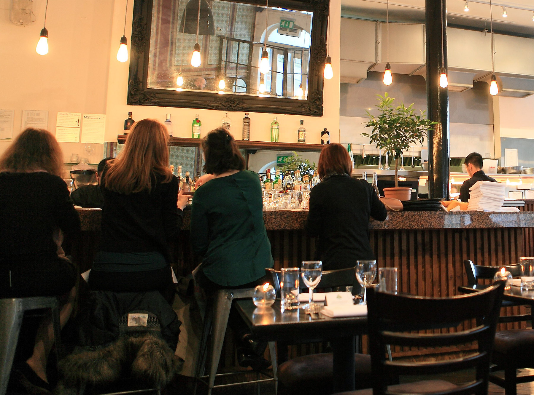 The Gate In London - Vegetarianism Never Tasted So Good 7