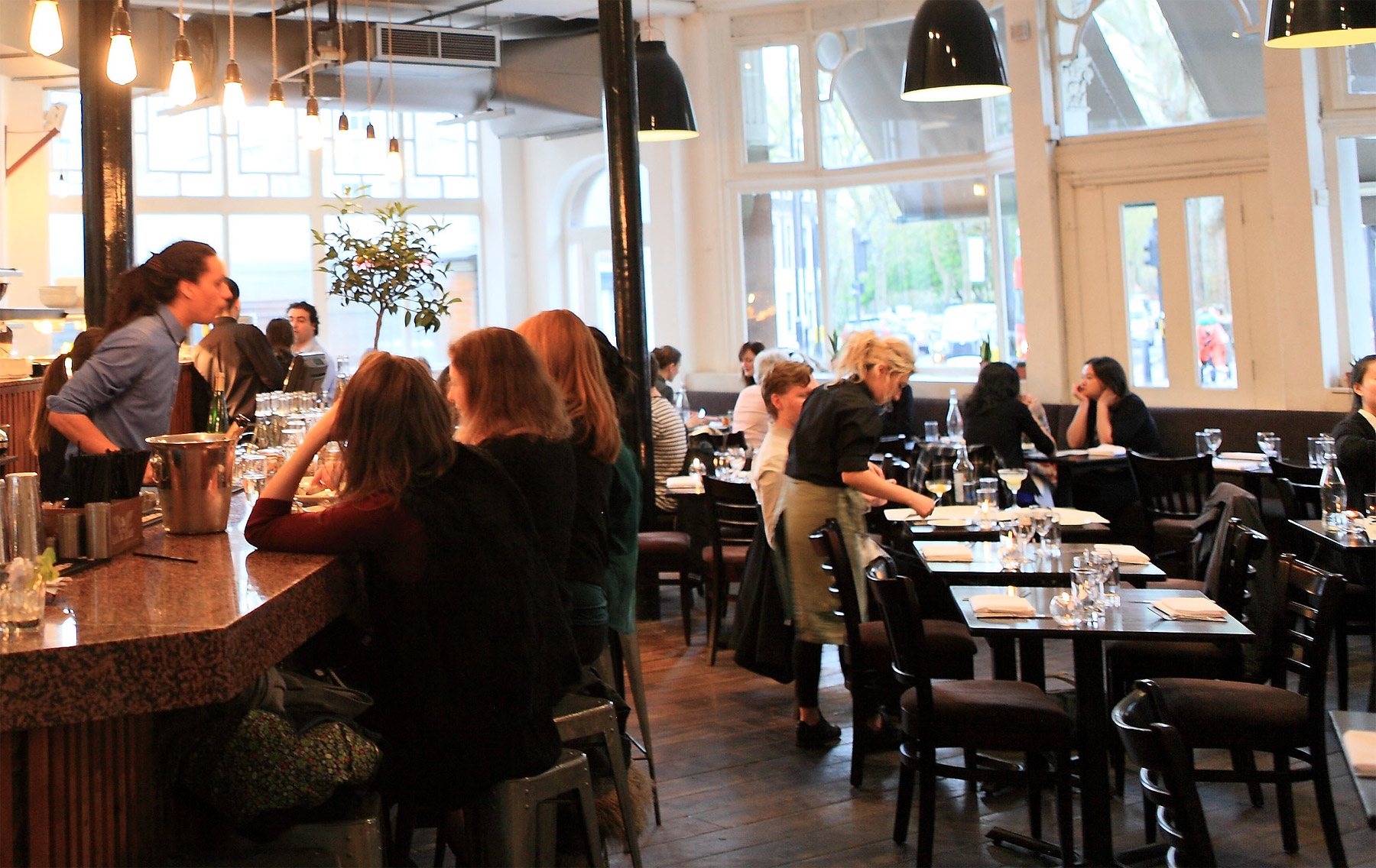The Gate In London - Vegetarianism Never Tasted So Good 10