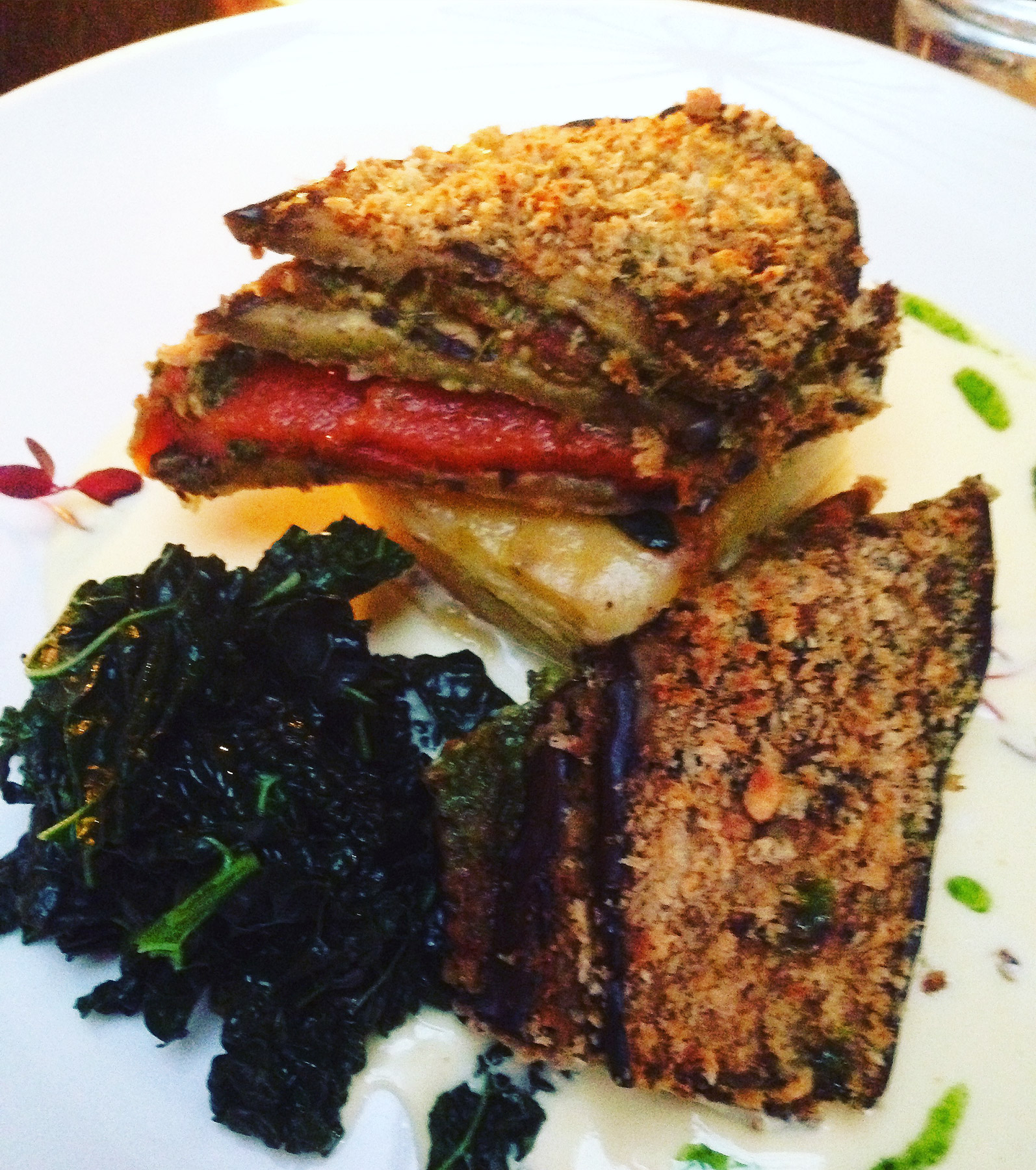 The Gate In London - Vegetarianism Never Tasted So Good 8