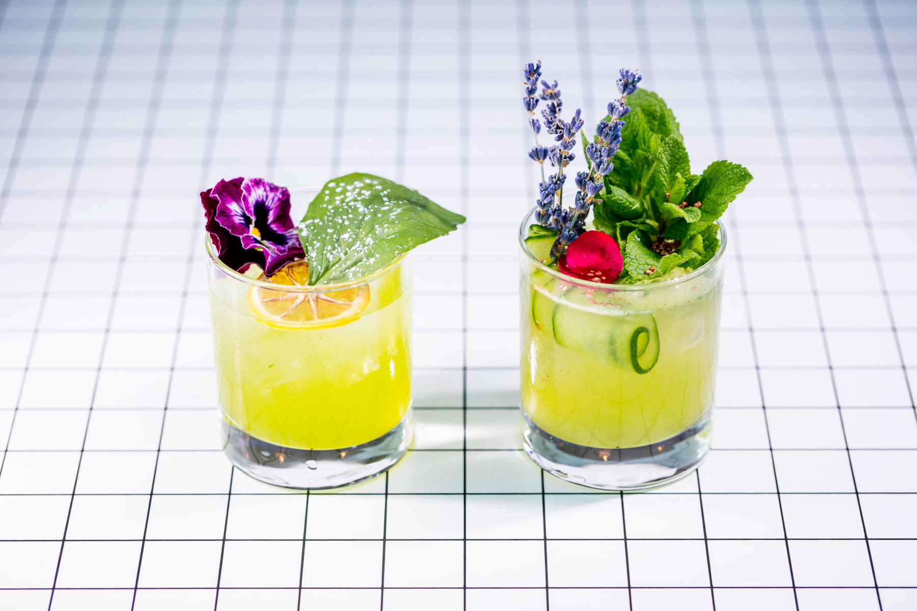 New Blossom City Tasting Menu At The Plateau In Canary Wharf 9
