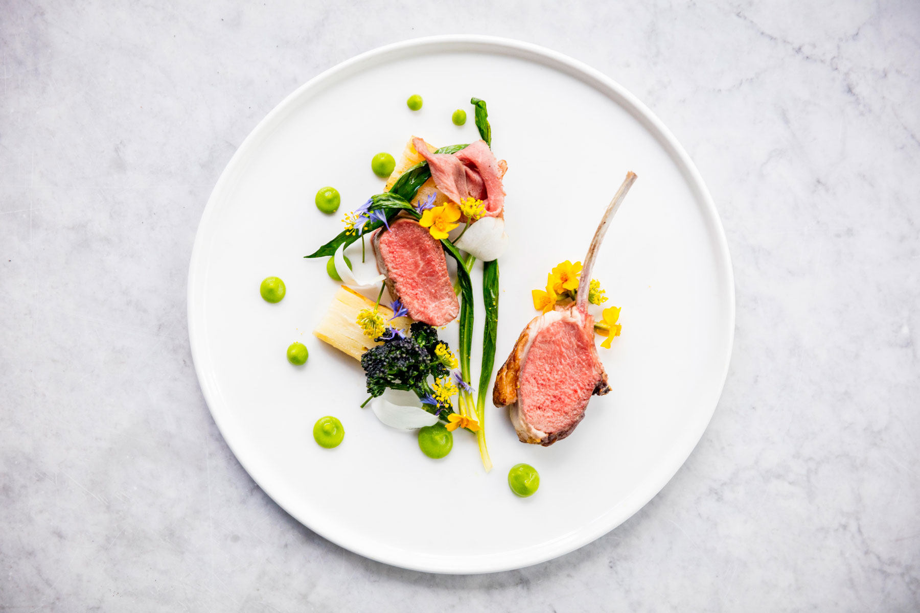 New Blossom City Tasting Menu At The Plateau In Canary Wharf 8
