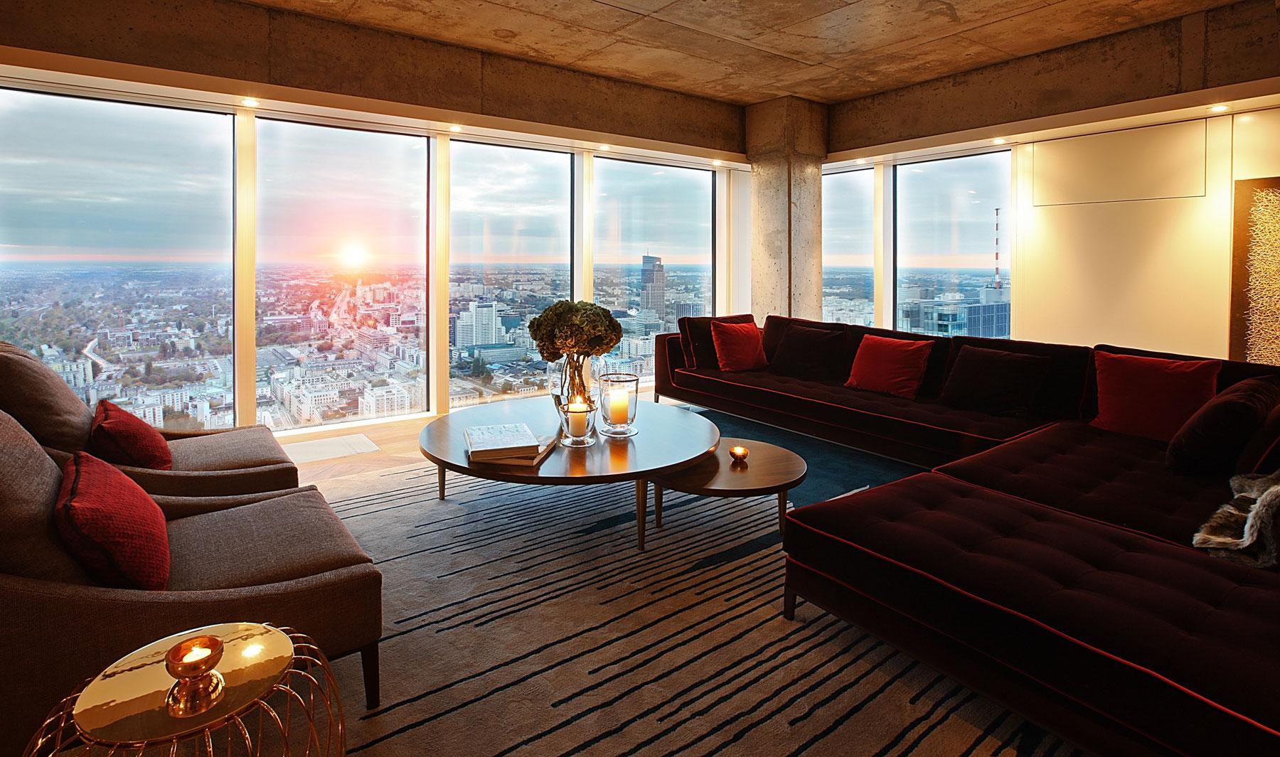 Luxury Apartments In Warsaw Poland