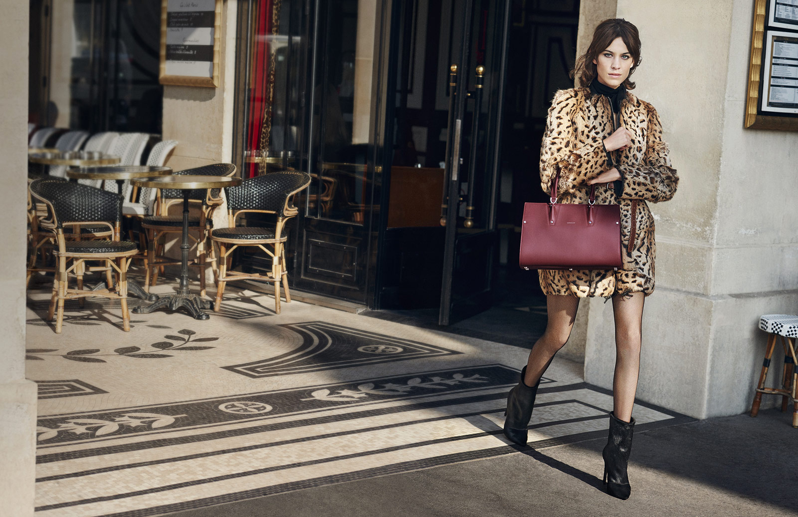 We Take A Look At Longchamp's Stylish Offerings For Autumn 2016 6