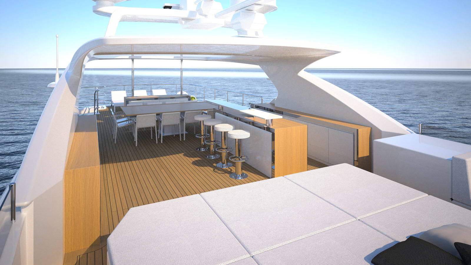 Benetti's Mediterraneo 116' Heads To The Cannes Yachting Festival 2