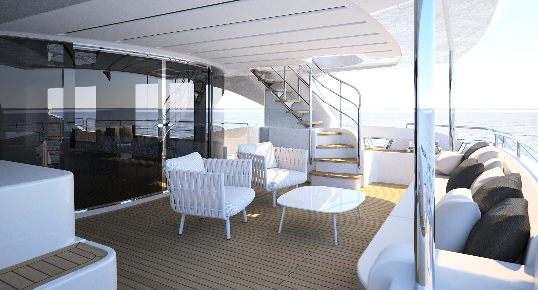 Benetti's Mediterraneo 116' Heads To The Cannes Yachting Festival