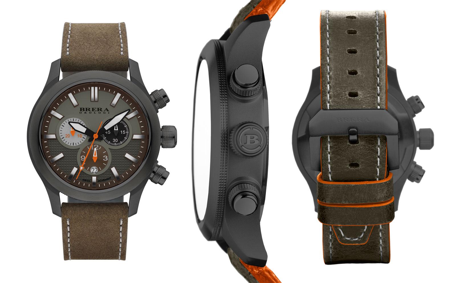 Brera Orologi Watches - Italian Design With A Swiss Heart 4