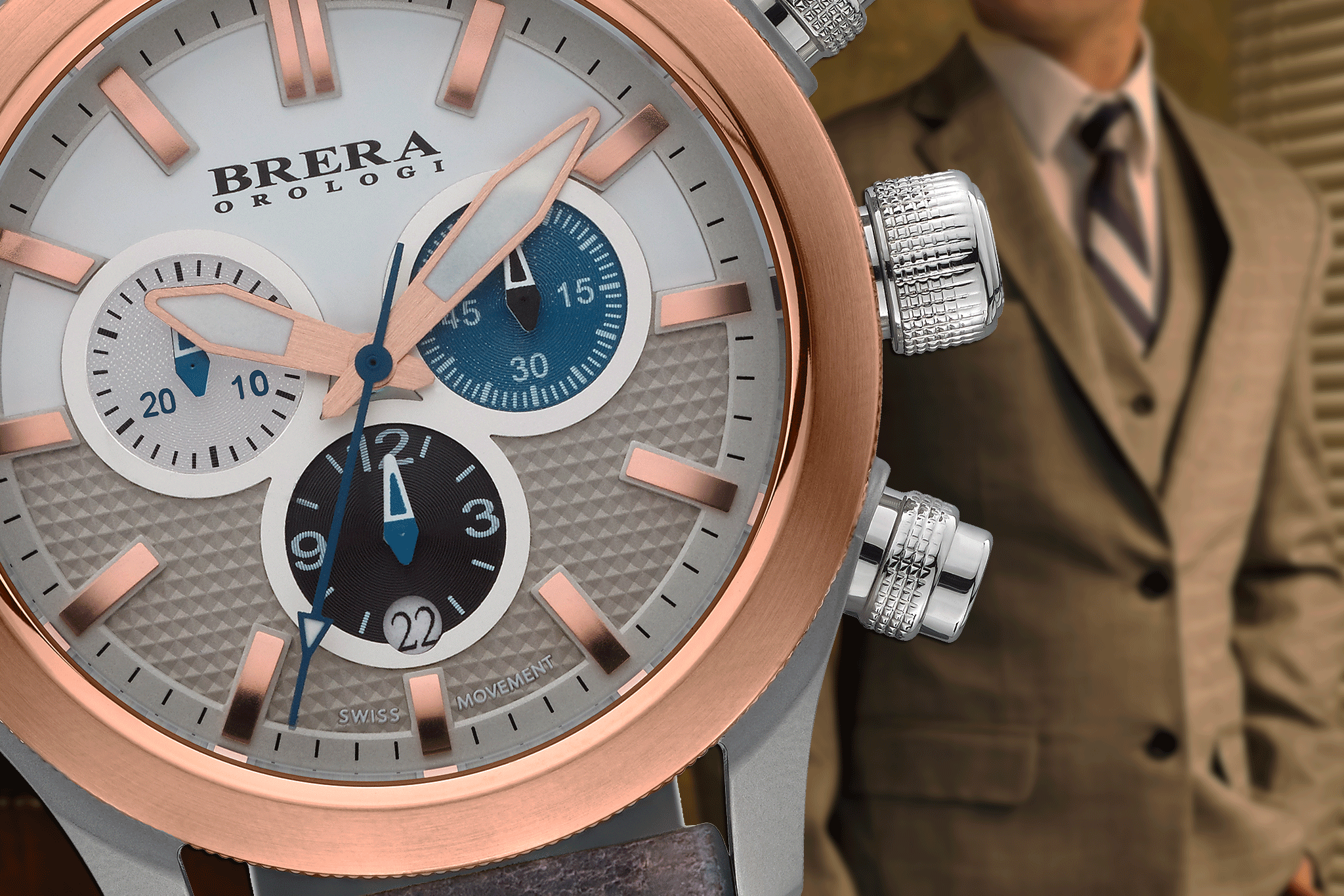 Brera Orologi Watches – Italian Design With A Swiss Heart