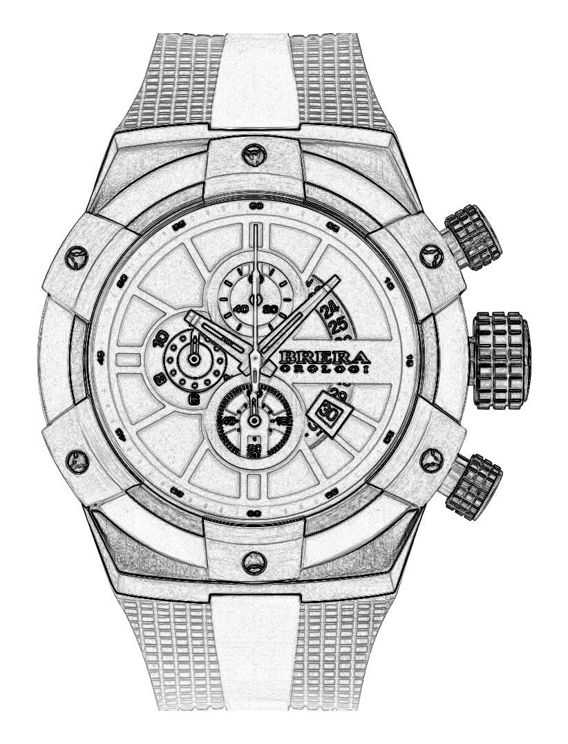 Brera Orologi Watches - Italian Design With A Swiss Heart 3