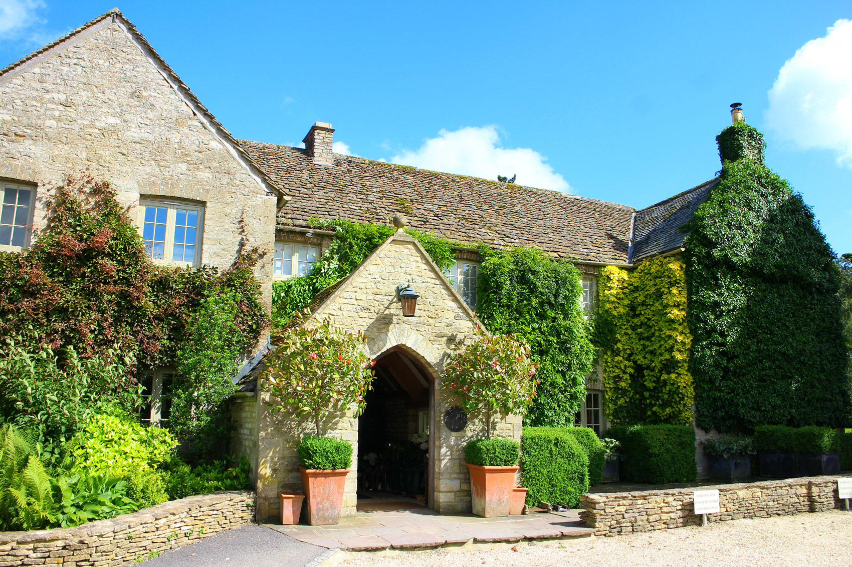 The Comfort And Beauty Of Calcot In the Cotswolds